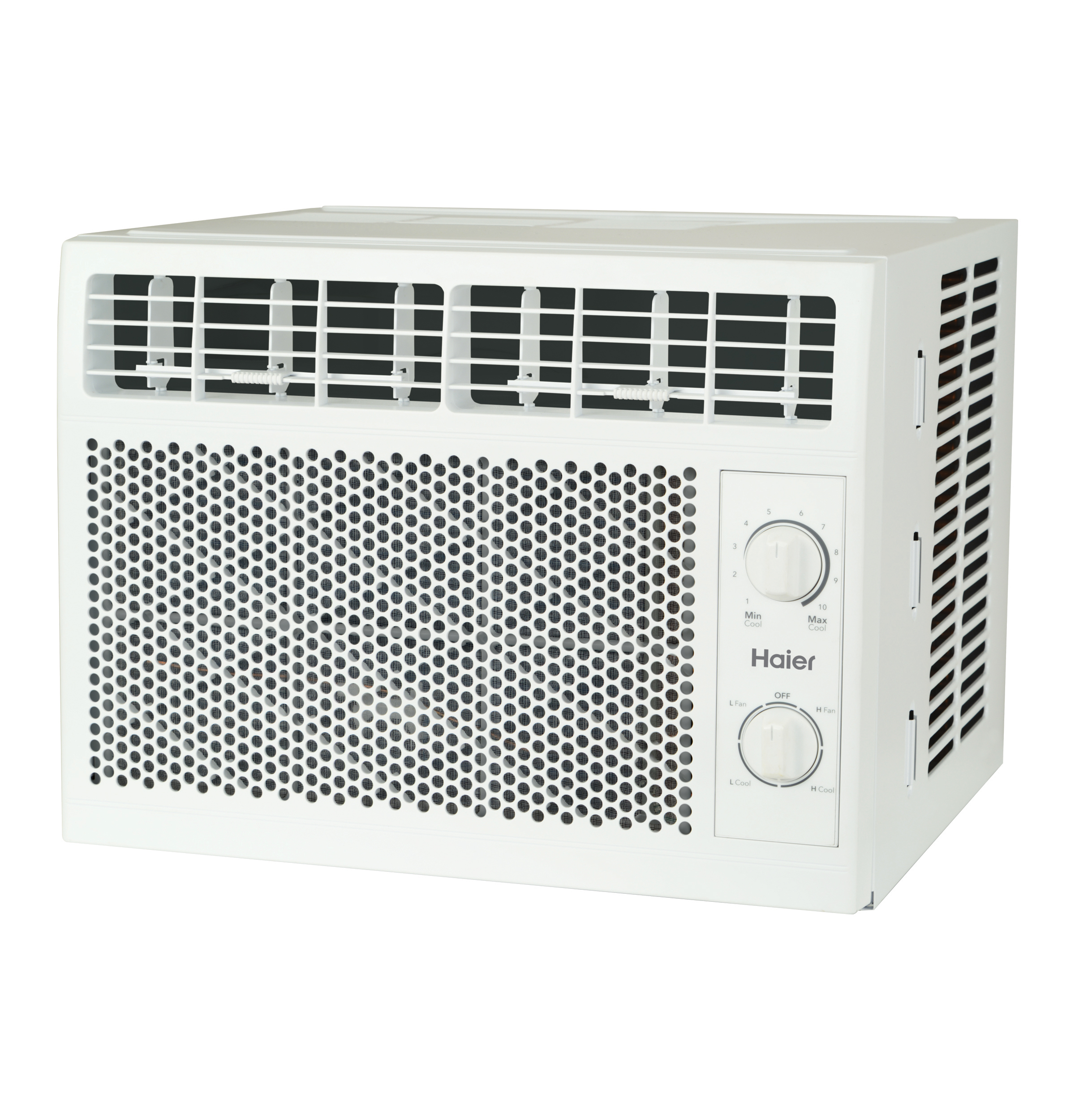 Model: QHEC05AC | Haier Haier® 5,050 BTU Mechanical Window Air Conditioner for Small Rooms up to 150 sq. ft.