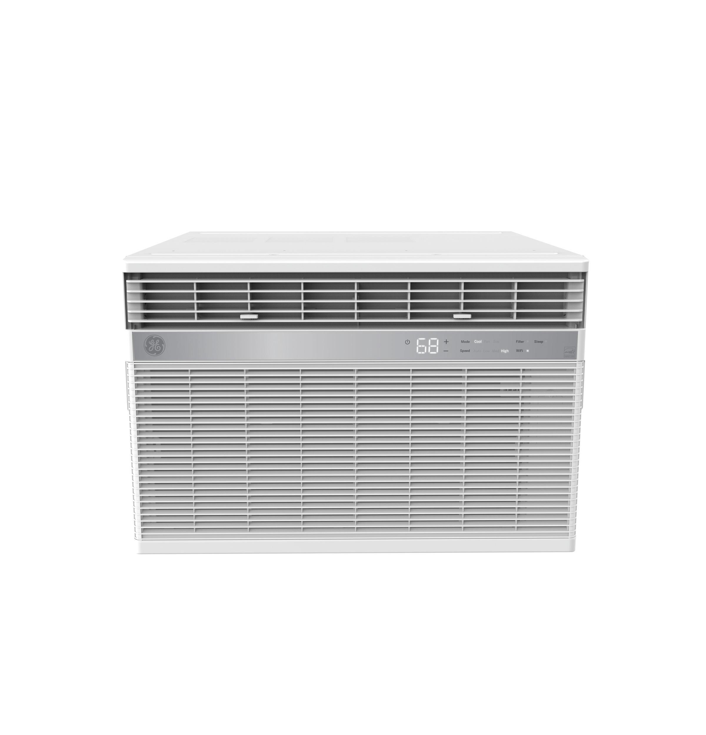 GE GE® ENERGY STAR® 23,500/22,900 BTU 230/208 Volt Smart Electronic Window Air Conditioner