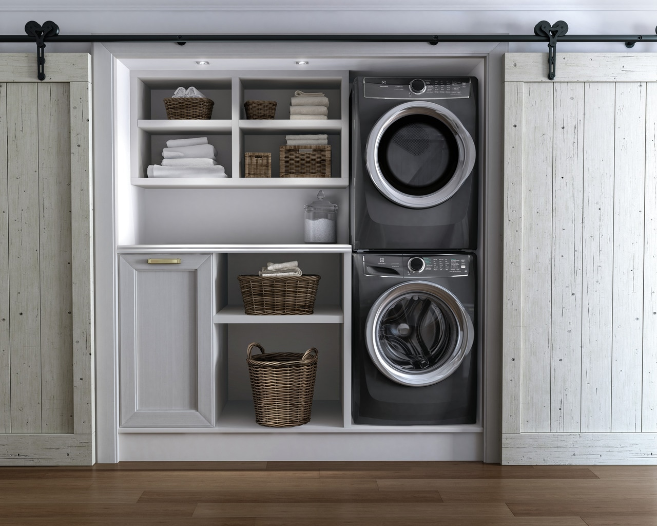Model: EFLS627UTT | Electrolux Front Load Perfect Steam™ Washer with LuxCare® Wash and SmartBoost® - 4.4 Cu. Ft.