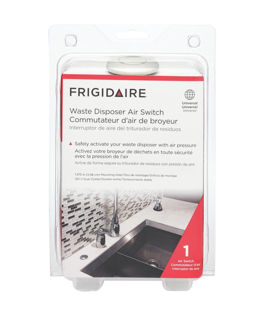 Frigidaire Waste Disposer Air Switch