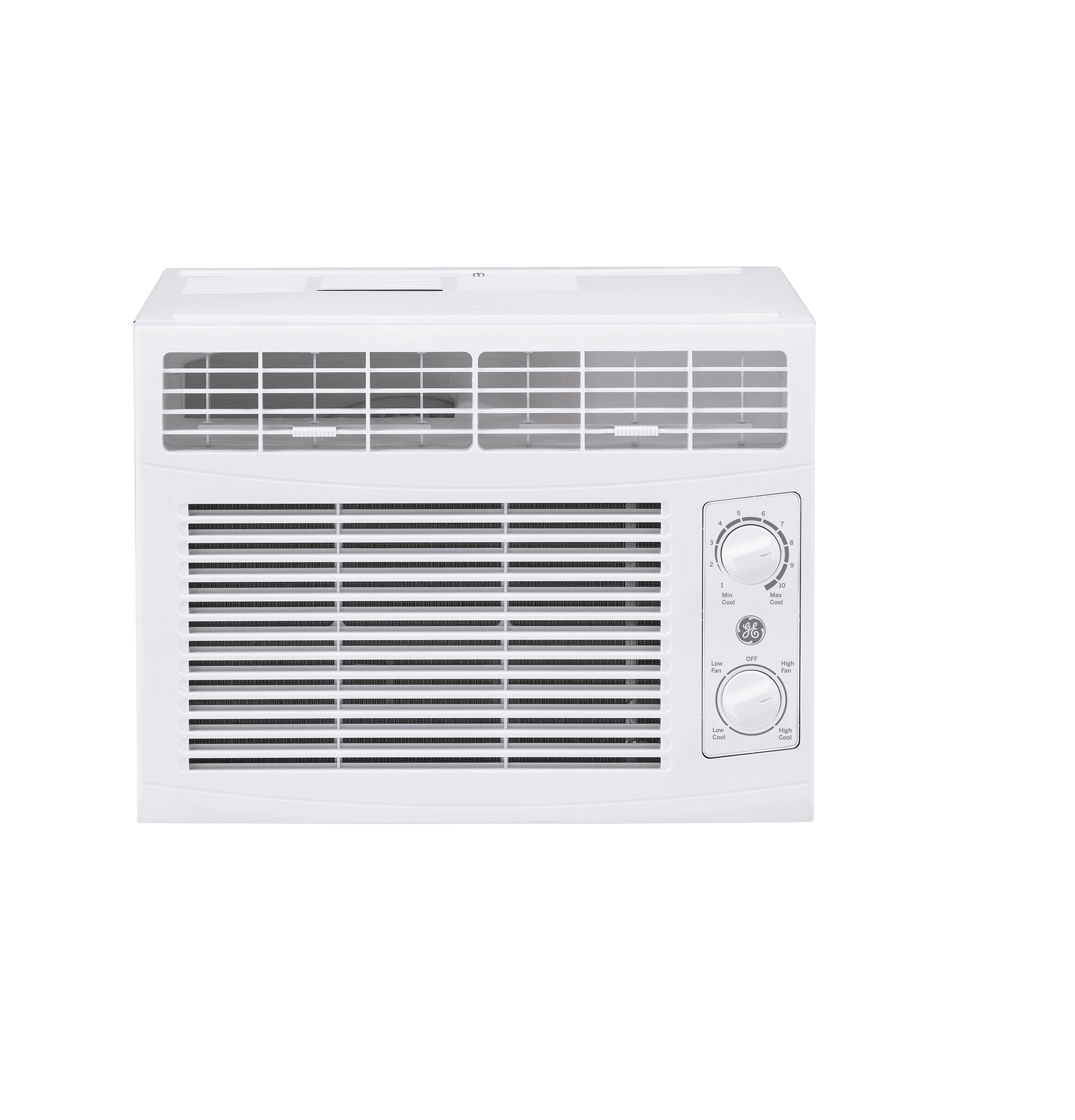 GE GE® 5,050 BTU Mechanical Window Air Conditioner for Small Rooms up to 150 sq. ft.