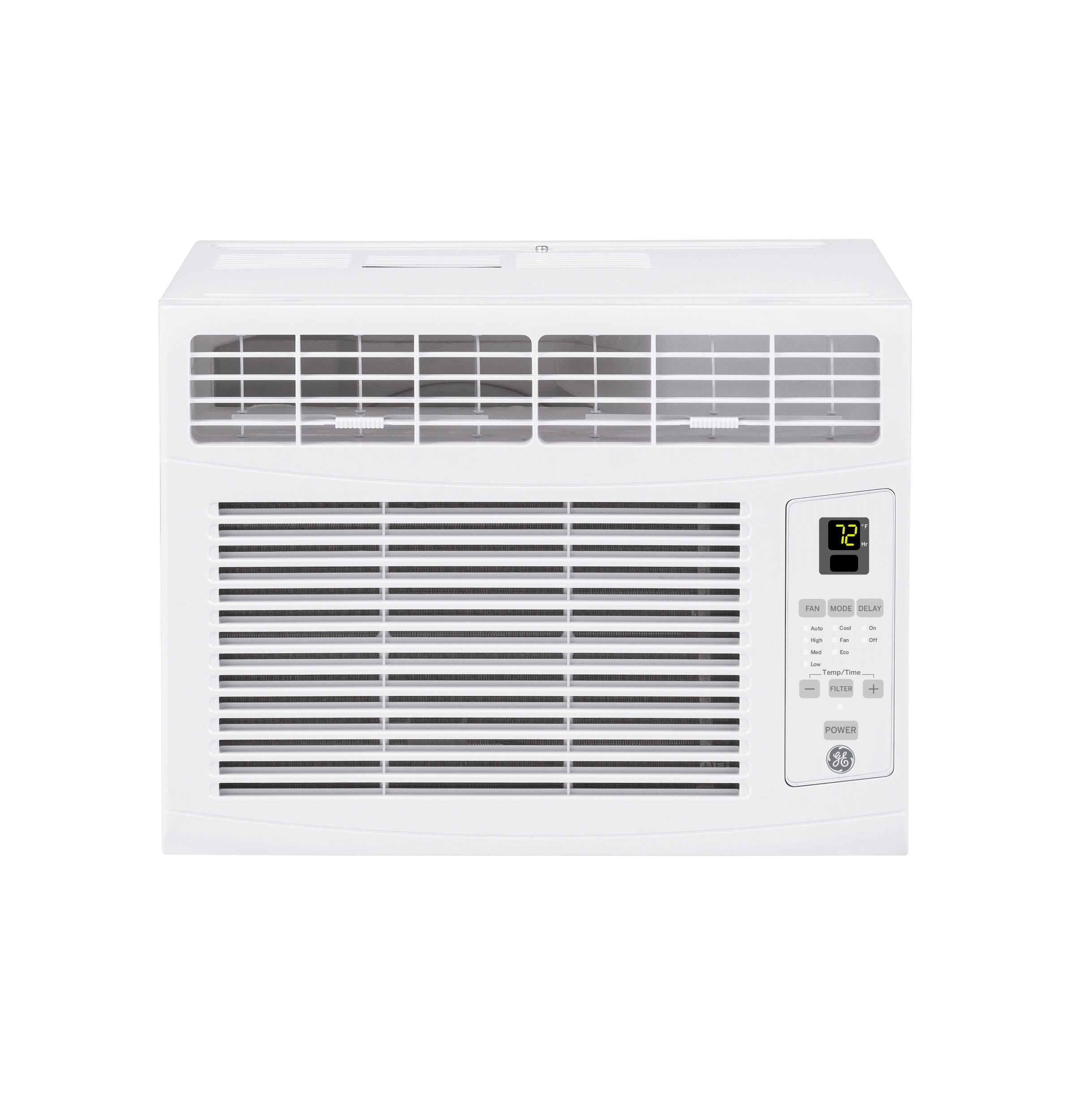 GE GE® 6,000 BTU Electronic Window Air Conditioner for Small Rooms up to 250 sq. ft.