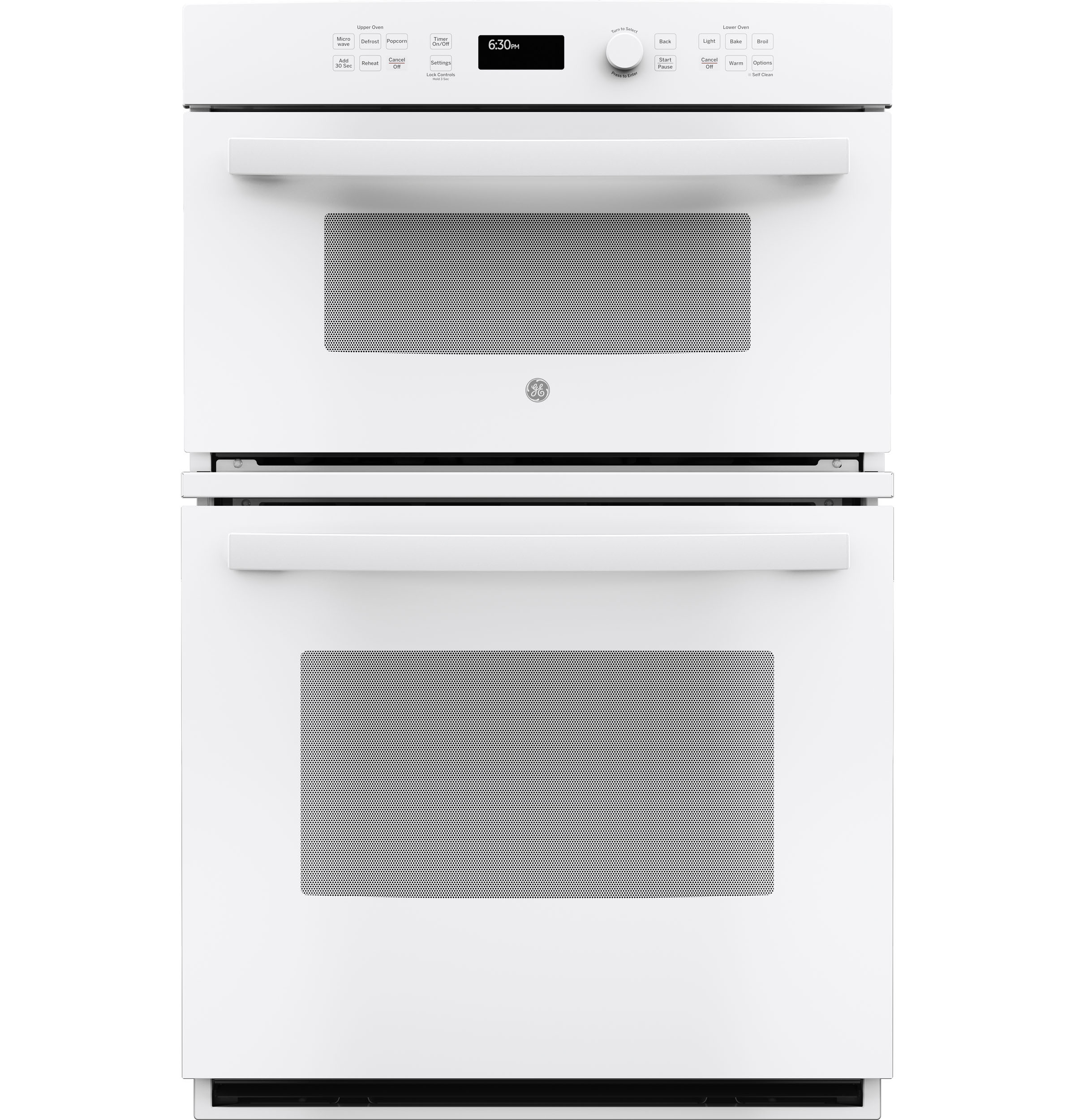 """GE GE® 27"""" Built-In Combination Microwave/Oven"""
