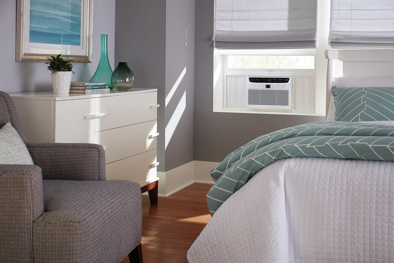 Model: FFRE053WAE | Frigidaire 5,000 BTU Window-Mounted Room Air Conditioner