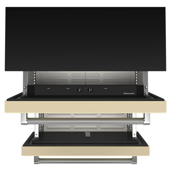 "Model: KUDR204KPA | KitchenAid 24"" Panel-Ready Undercounter Double-Drawer Refrigerator"