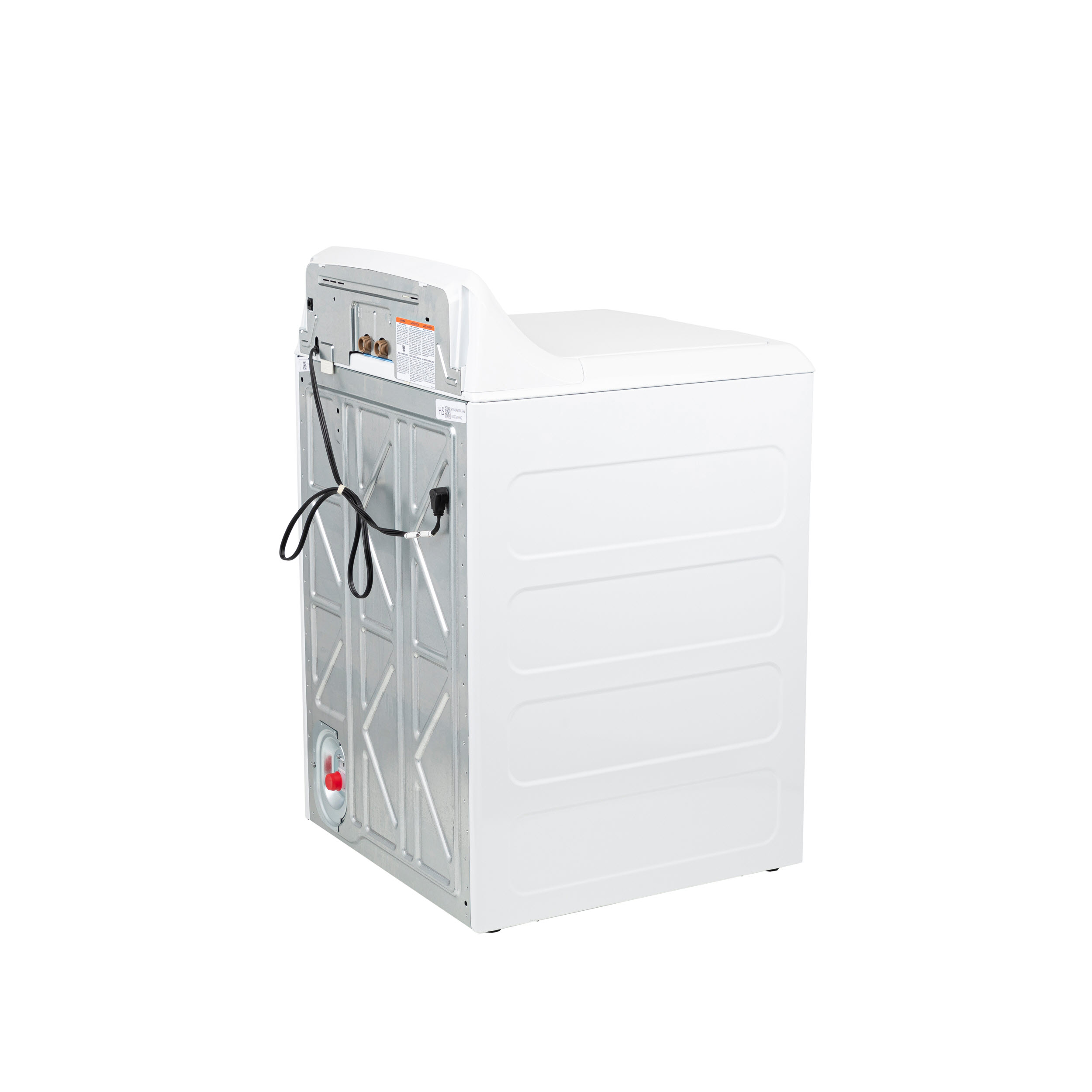 Model: HTW240ASKWS | Hotpoint Hotpoint® 3.8 cu. ft. Capacity Washer with Stainless Steel Basket