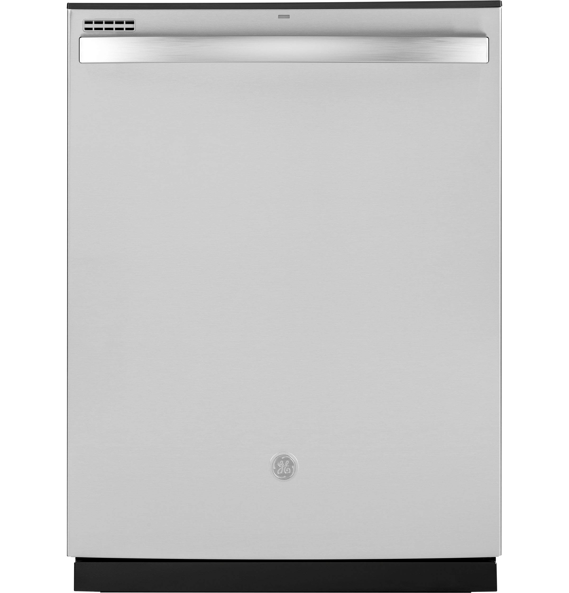GE GE® Fingerprint Resistant Top Control with Plastic Interior Dishwasher with Sanitize Cycle & Dry Boost
