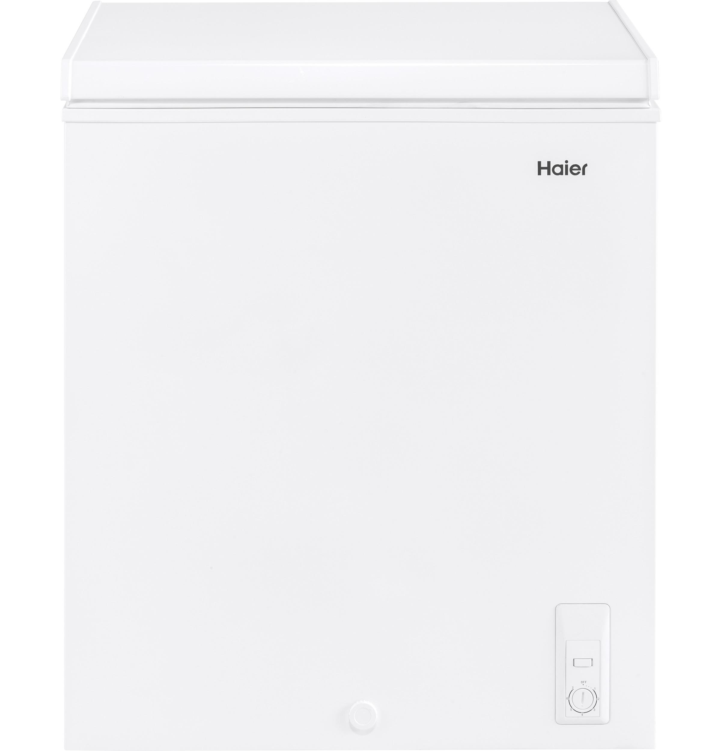 Haier 5.0 Cu. Ft. Capacity Chest Freezer