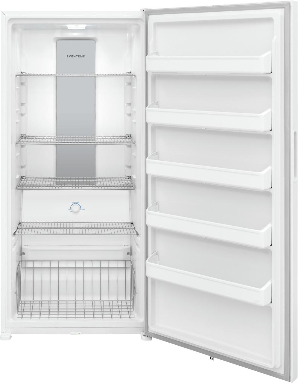 Model: FFFU20F2VW | Frigidaire 20.0 Cu. Ft Upright Freezer