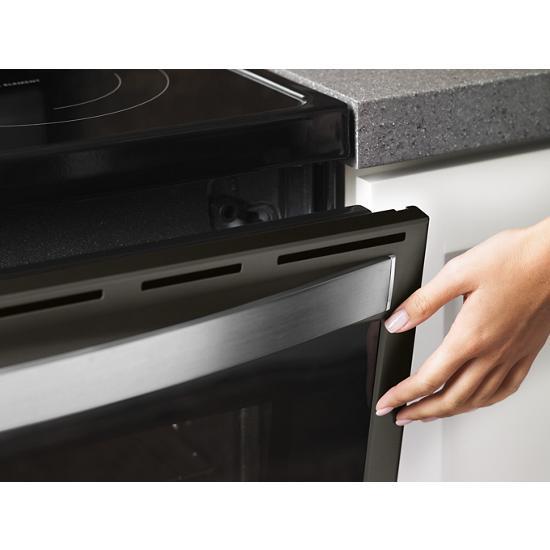 Whirlpool 6.4 cu. ft. Smart Freestanding Electric Range with Frozen Bake™ Technology