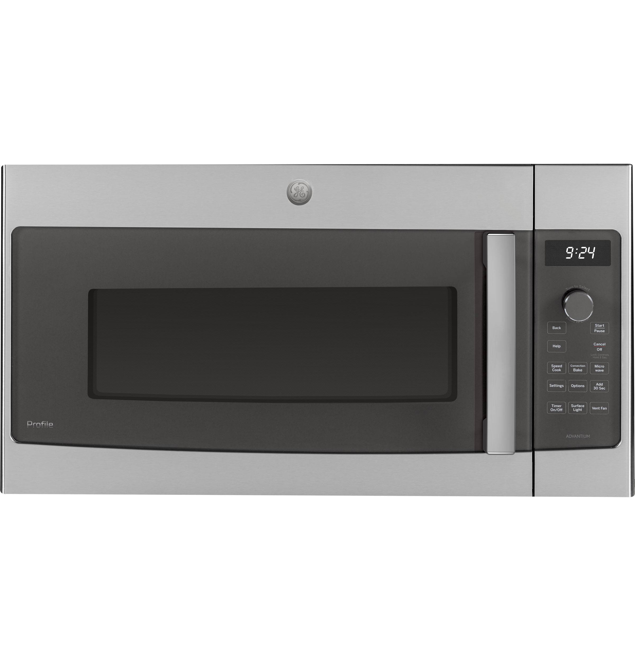 GE Profile GE Profile™ Over-the-Range Oven with Advantium® Technology