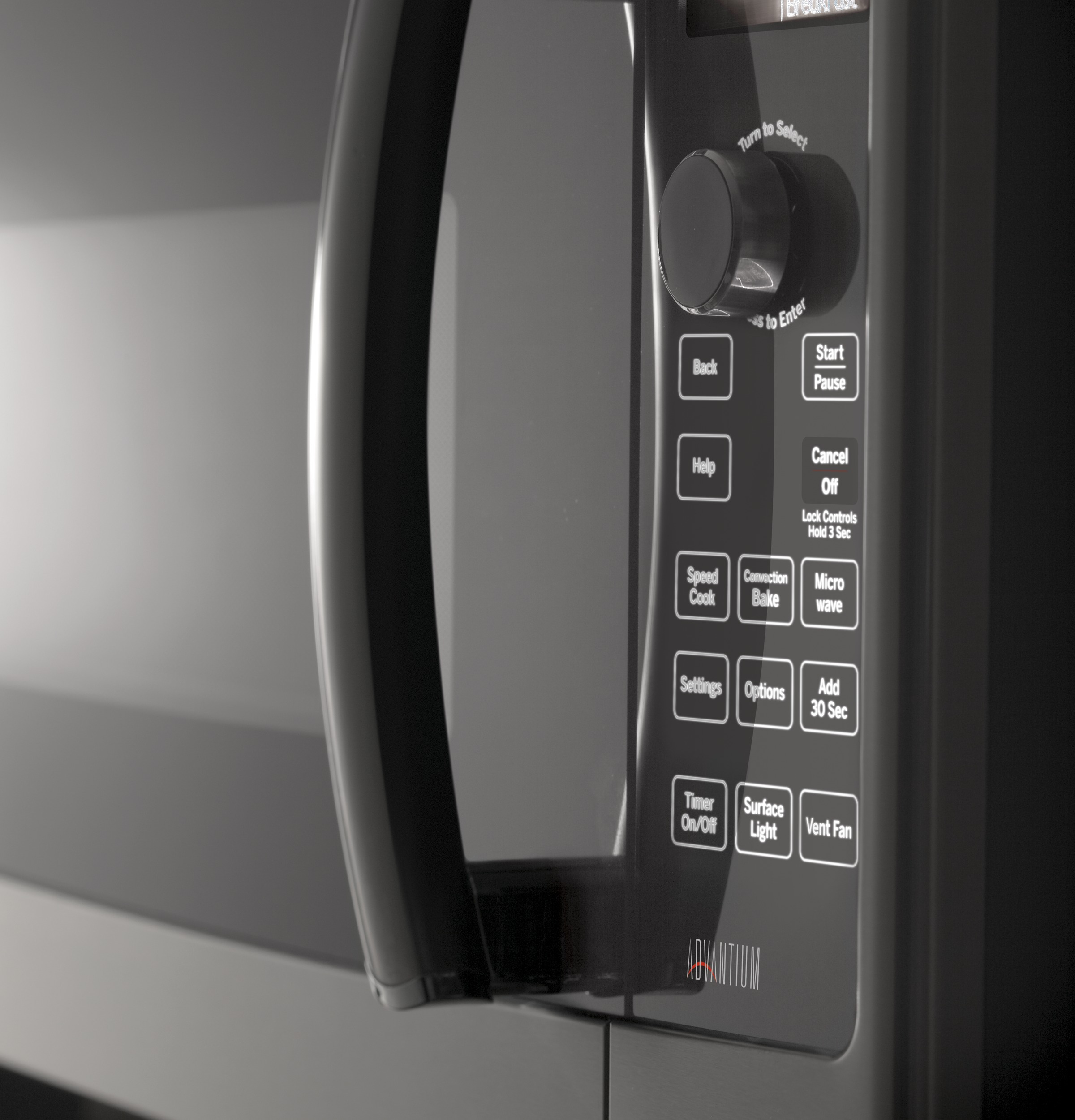 Model: PSA9240SPSS | GE Profile GE Profile™ Over-the-Range Oven with Advantium® Technology