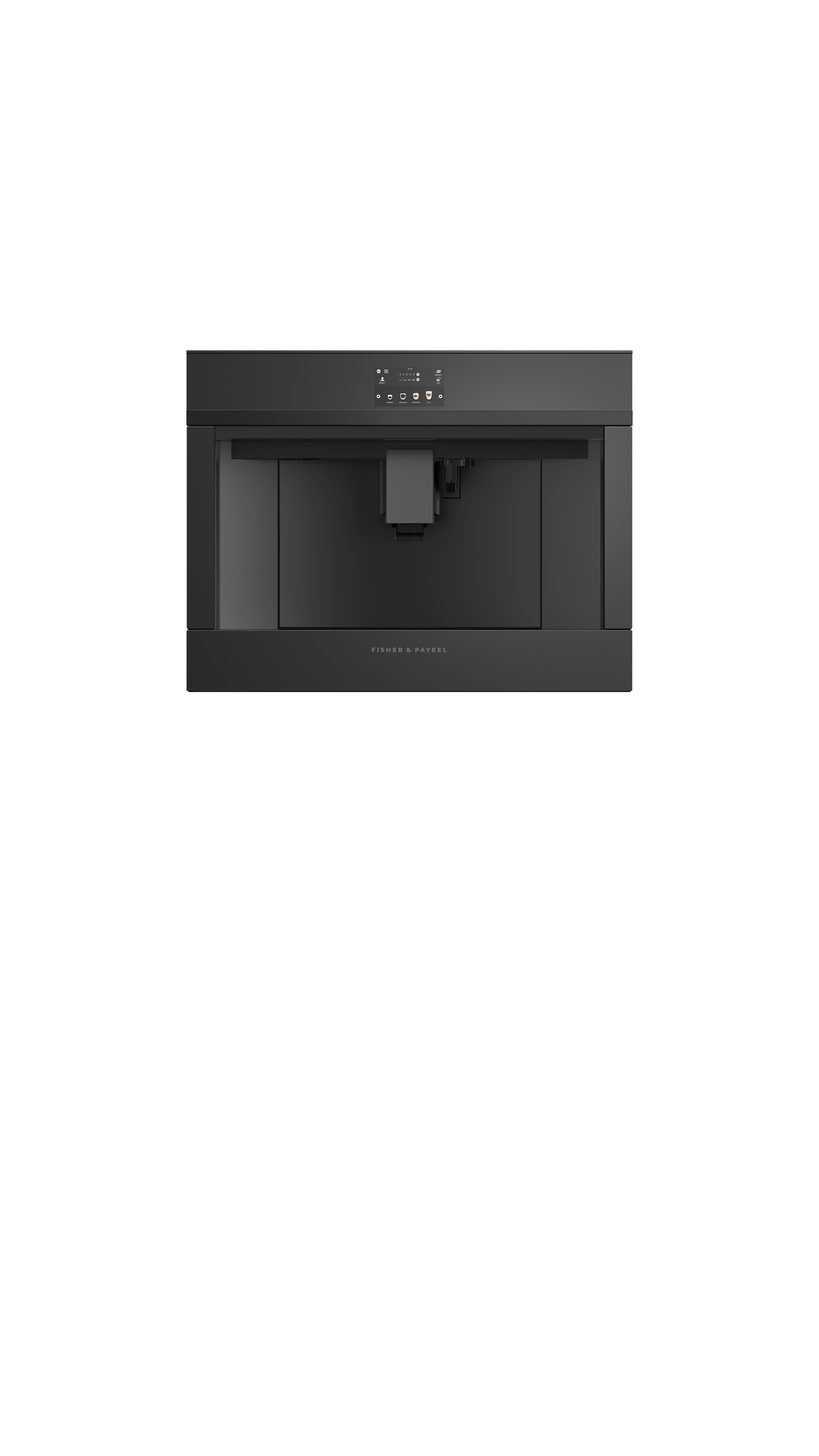 Model: EB24DSXBB1 | Fisher and Paykel Built-in Coffee Maker, 24""