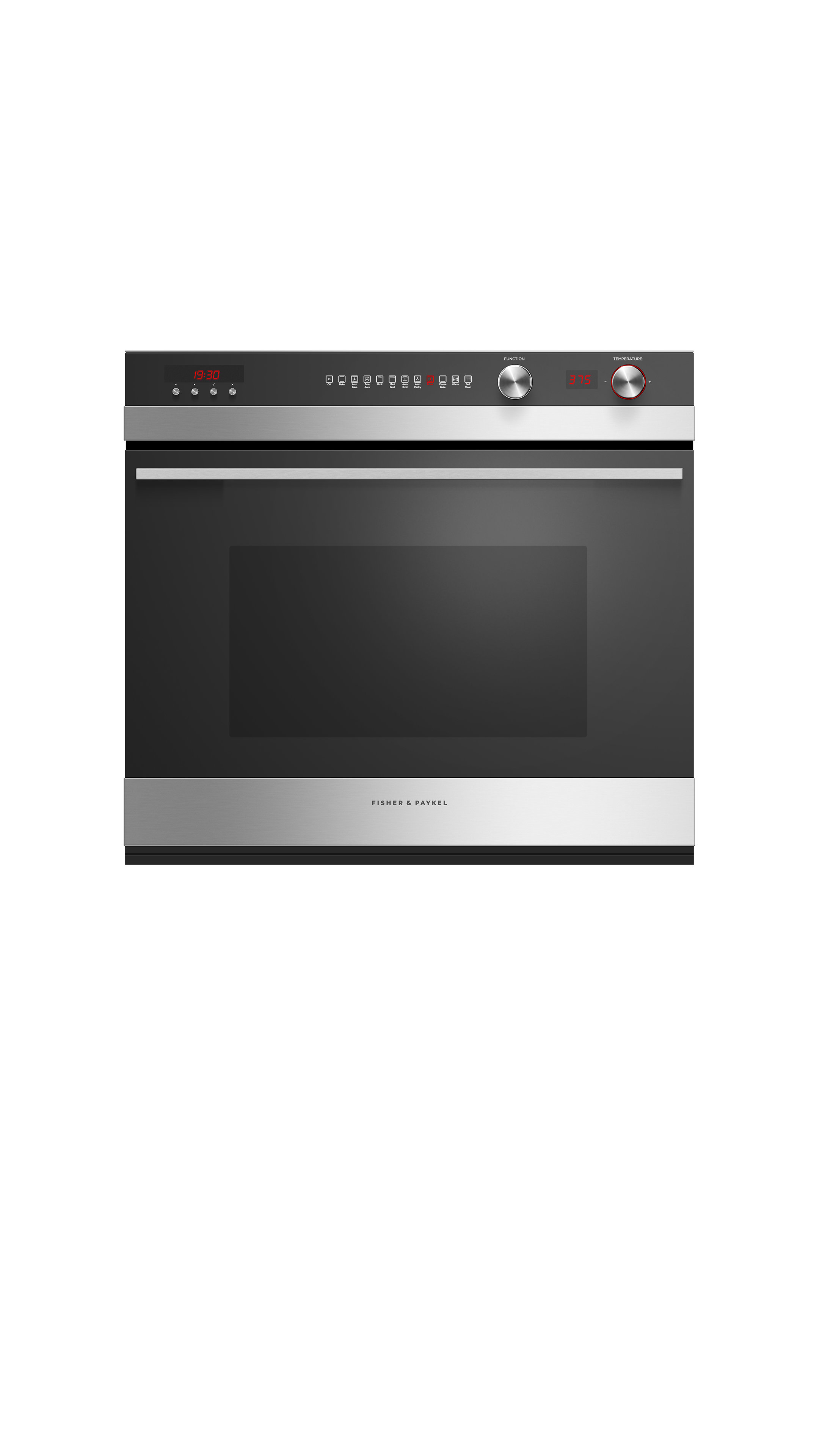 """Fisher and Paykel Oven, 30"""", 11 Function, Self-cleaning"""