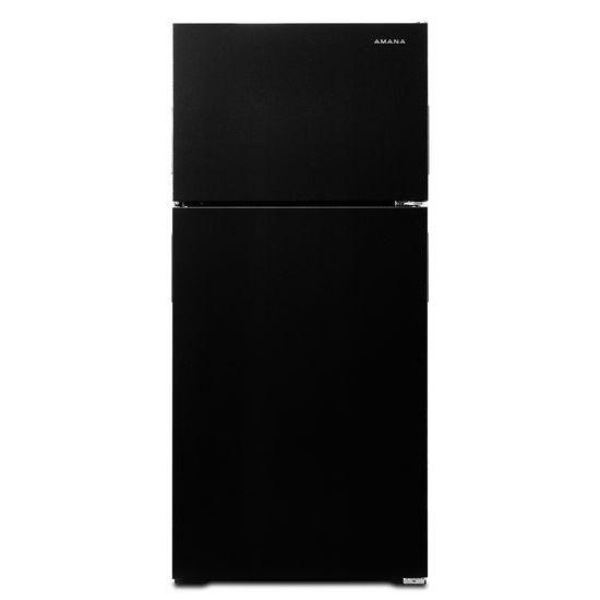 Amana 28-inch Top-Freezer Refrigerator with Dairy Bin
