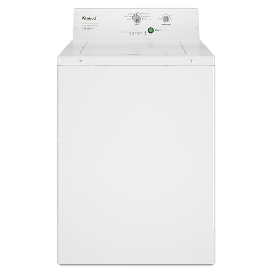 Whirlpool Commercial Top-Load Washer, Non-Vend