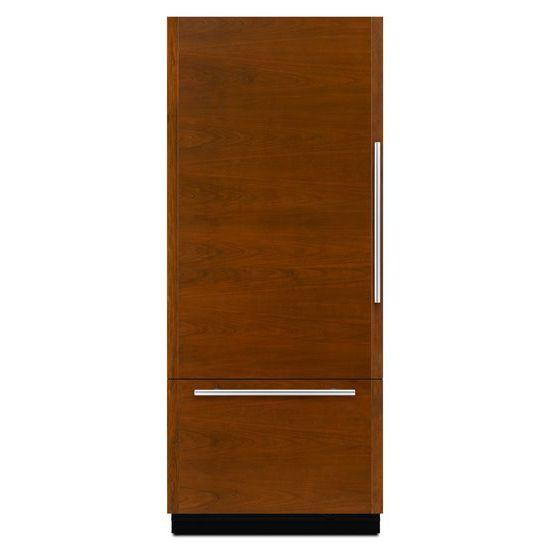 "Jenn-Air 36"" Fully Integrated Built-In Bottom-Freezer Refrigerator (Left-Hand Door Swing)"