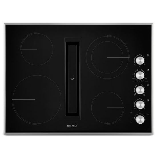 "Jenn-Air Euro-Style 30"" JX3™ Electric Downdraft Cooktop"