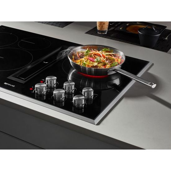 """Model: JED3536GS   Jenn-Air Euro-Style 36"""" JX3™ Electric Downdraft Cooktop"""