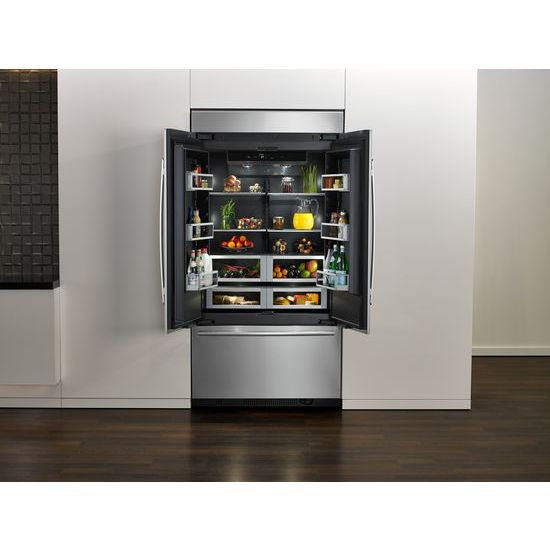 "Model: JF42NXFXDE | Jenn-Air 42"" Built-In French Door Refrigerator"