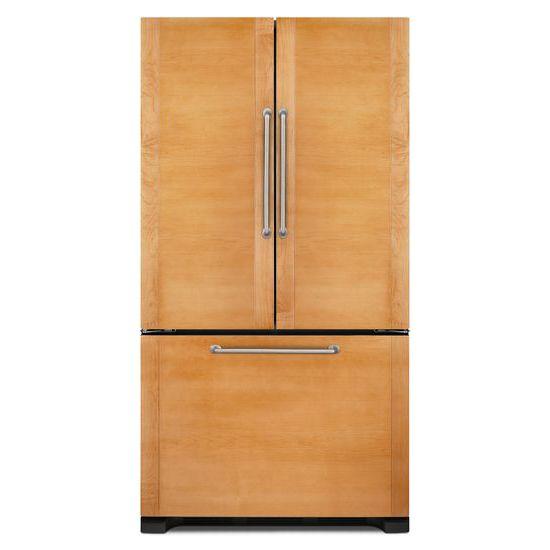 "Model: JFC2290RTB | Jenn-Air 72"" Counter Depth French Door Refrigerator"