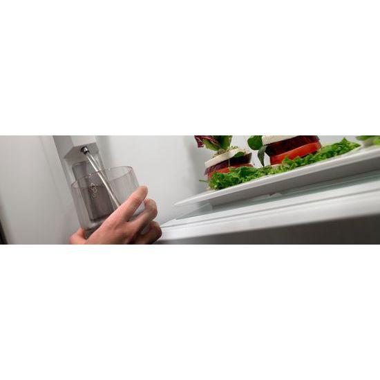 "Model: JFC2290RTB   Jenn-Air 72"" Counter Depth French Door Refrigerator"