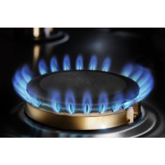 "Jenn-Air Black 30"" JX3™ Gas Downdraft Cooktop"