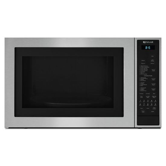 "Jenn-Air Stainless Steel 25""Countertop Microwave Oven with Convection"