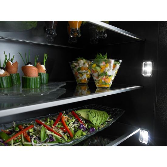 "Model: JS42PPDUDE | Jenn-Air 42"" Built-In Side-by-Side Refrigerator with Water Dispenser"
