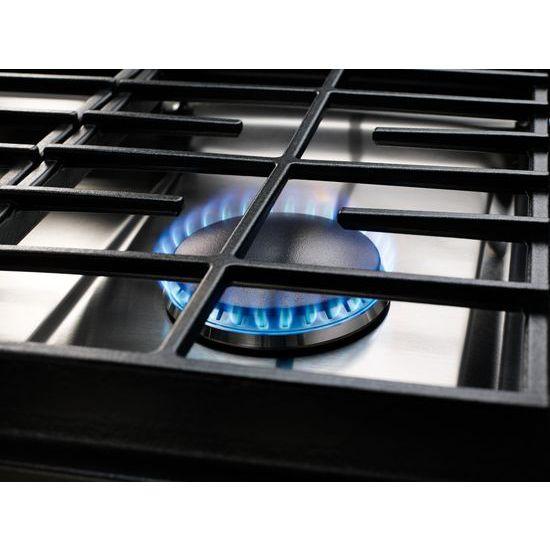 "Model: KCGS350ESS | KitchenAid 30"" 5-Burner Gas Cooktop"