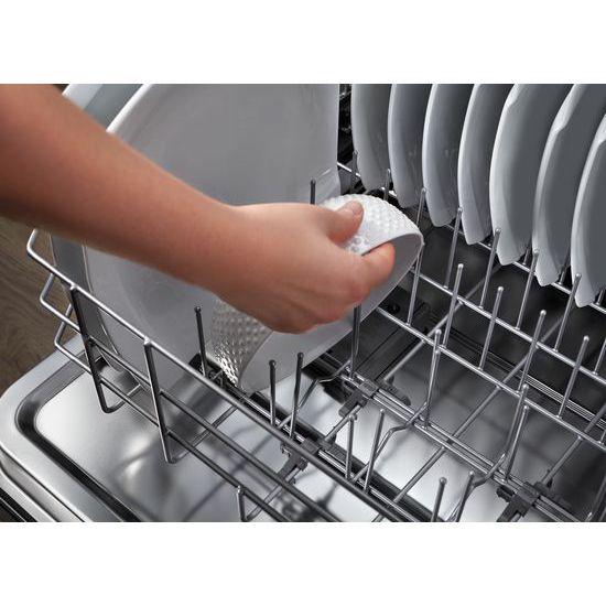 Model: KDTM504EPA | KitchenAid 44 dBA Dishwasher with Panel-Ready Design