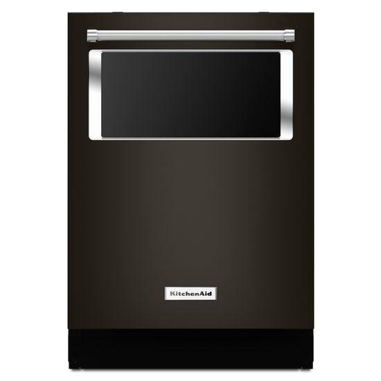KitchenAid 44 dBA Dishwasher with Window and Lighted Interior