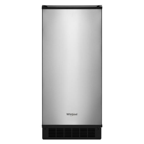 Whirlpool 15-inch Icemaker with Clear Ice Technology