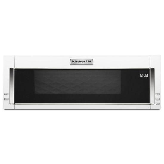 KitchenAid 1000-Watt Low Profile Microwave Hood Combination