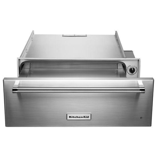 Model: KOWT107ESS | KitchenAid 27'' Slow Cook Warming Drawer