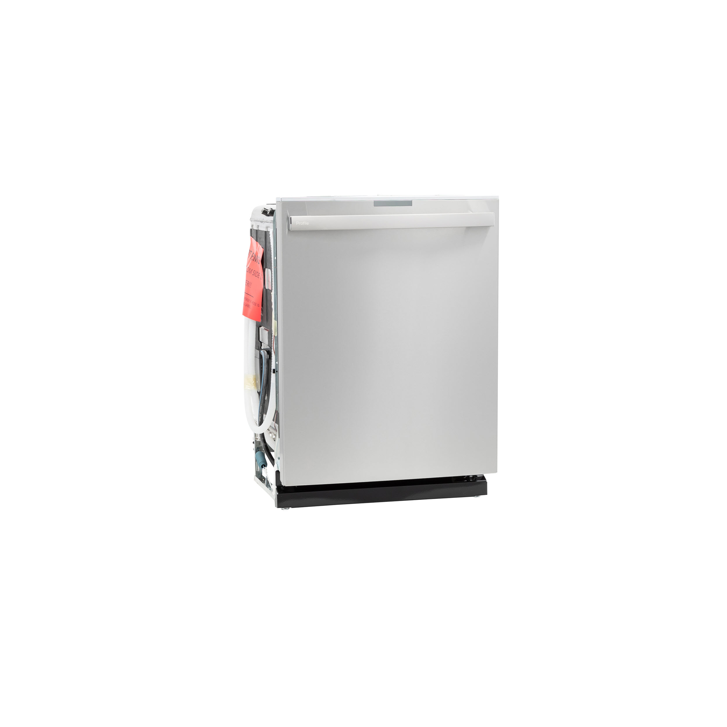 Model: PDT715SYNFS | GE Profile GE Profile™ Fingerprint Resistant Top Control with Stainless Steel Interior Dishwasher with Sanitize Cycle & Dry Boost with Fan Assist