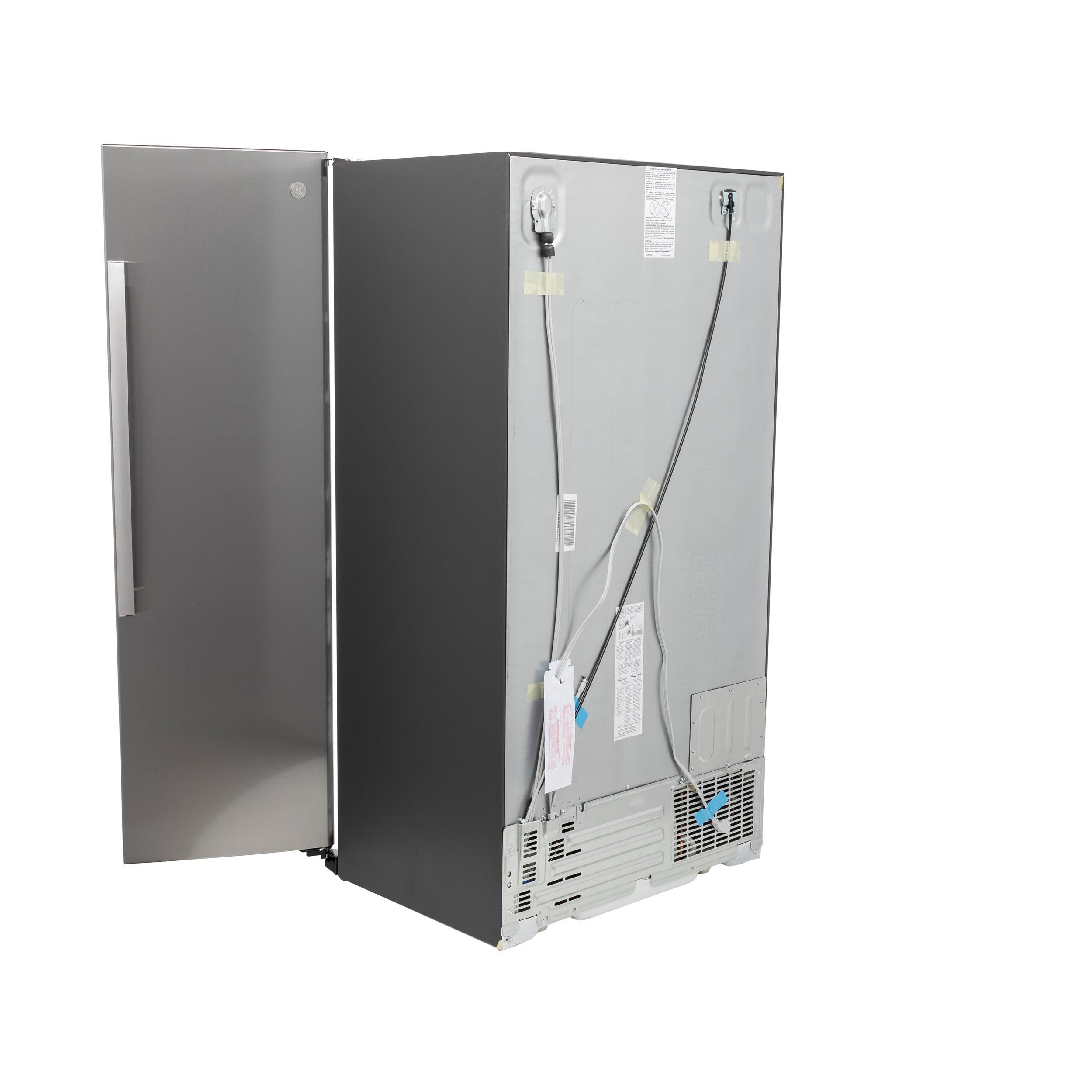 Model: PZS22MYKFS | GE Profile GE Profile™ Series 21.9 Cu. Ft. Counter-Depth Side-By-Side Refrigerator