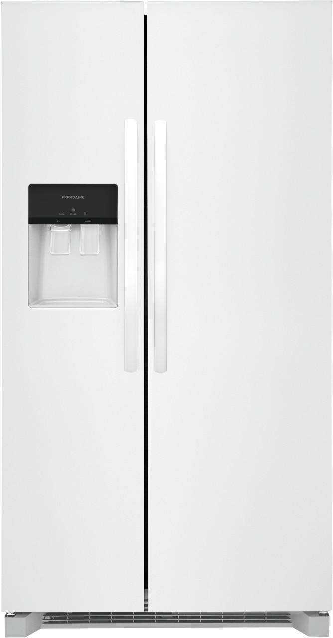 "Frigidaire 25.6 Cu. Ft. 36"" Standard Depth Side by Side Refrigerator"