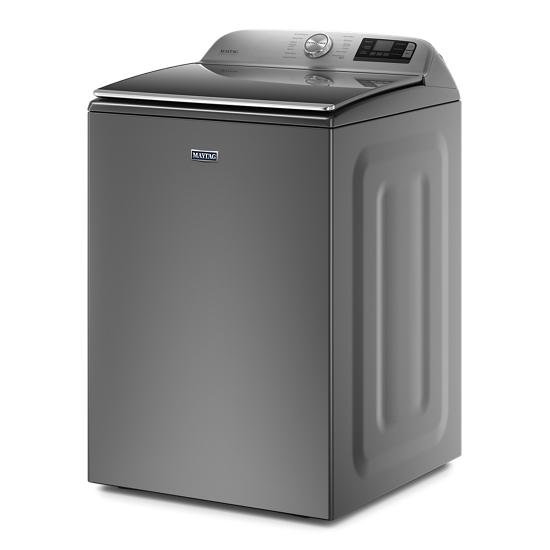 Model: MVW7232HC | Maytag Smart Capable Top Load Washer with Extra Power Button - 5.3 cu. ft.
