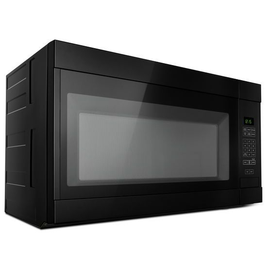 Model: AMV2307PFB | Amana 1.6 Cu. Ft. AOver-the-Range Microwave with Add 0:30 Seconds