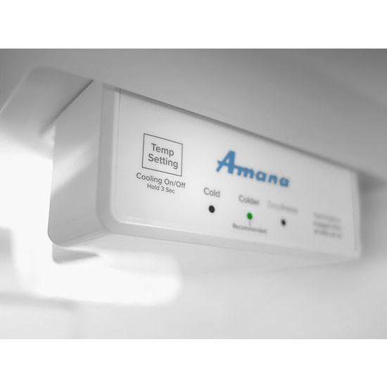Model: AZF33X16DW | Amana 16 cu. ft. Upright Freezer with Energy-Saving Insulation