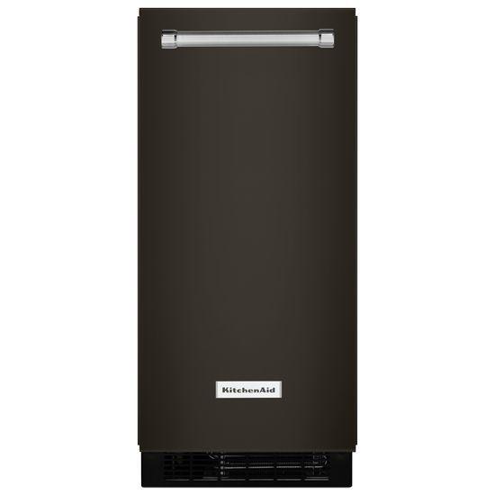 KitchenAid KitchenAid® 15'' Automatic Ice Maker with PrintShield™ Finish