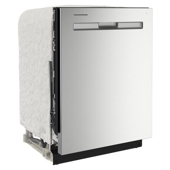 Model: MDB8959SKZ   Maytag Top control dishwasher with Third Level Rack and Dual Power filtration