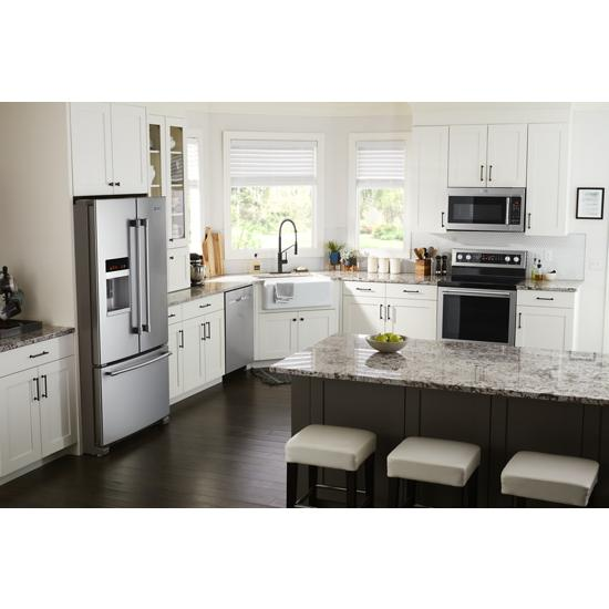 Model: MER8800FZ | Maytag 30-Inch Wide Electric Range With True Convection And Power Preheat - 6.4 Cu. Ft.