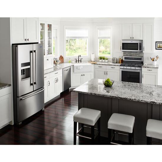 Model: MGR8800FZ | Maytag 30-Inch Wide Gas Range With True Convection And Power Preheat - 5.8 Cu. Ft.