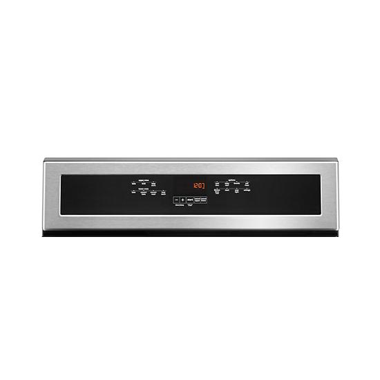 Model: MGT8800FZ | Maytag 30-Inch Wide Double Oven Gas Range With True Convection - 6.0 Cu. Ft.