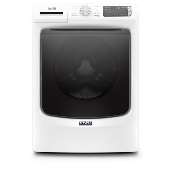 Model: MHW5630HW   Maytag Front Load Washer with Extra Power and 12-Hr Fresh Spin™ option - 4.5 cu. ft.