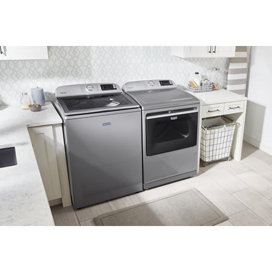 Model: MVW7230HC | Maytag Smart Capable Top Load Washer with Extra Power Button - 5.2 cu. ft.