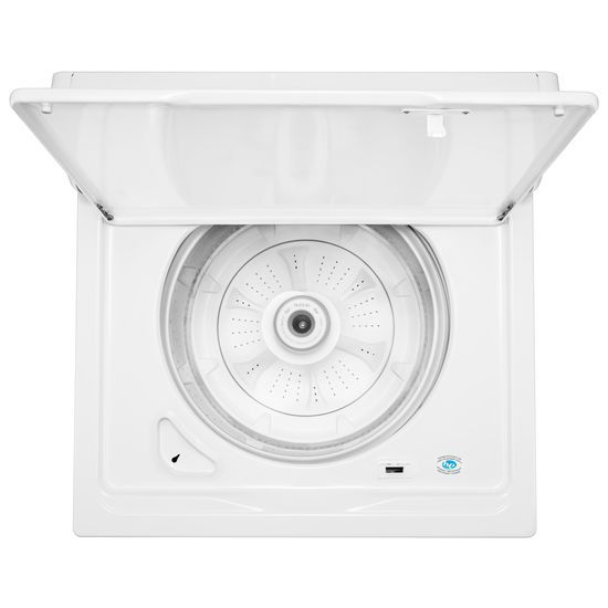 Model: MVWC465HW | Maytag Large Capacity Top Load Washer with the Deep Water Wash Option – 3.8 cu. ft.