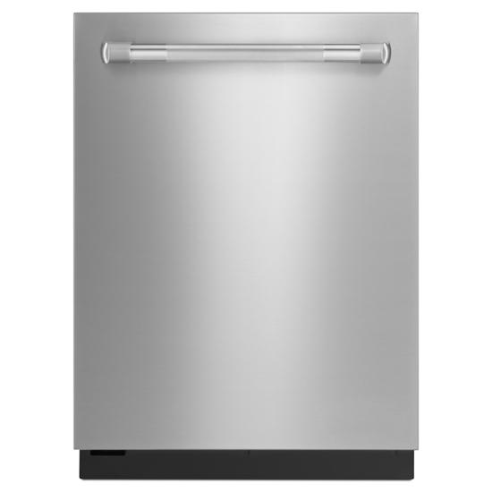 Model: UDT555SAHP | Unbranded Panel-Ready Quiet Dishwasher with Stainless Steel Tub